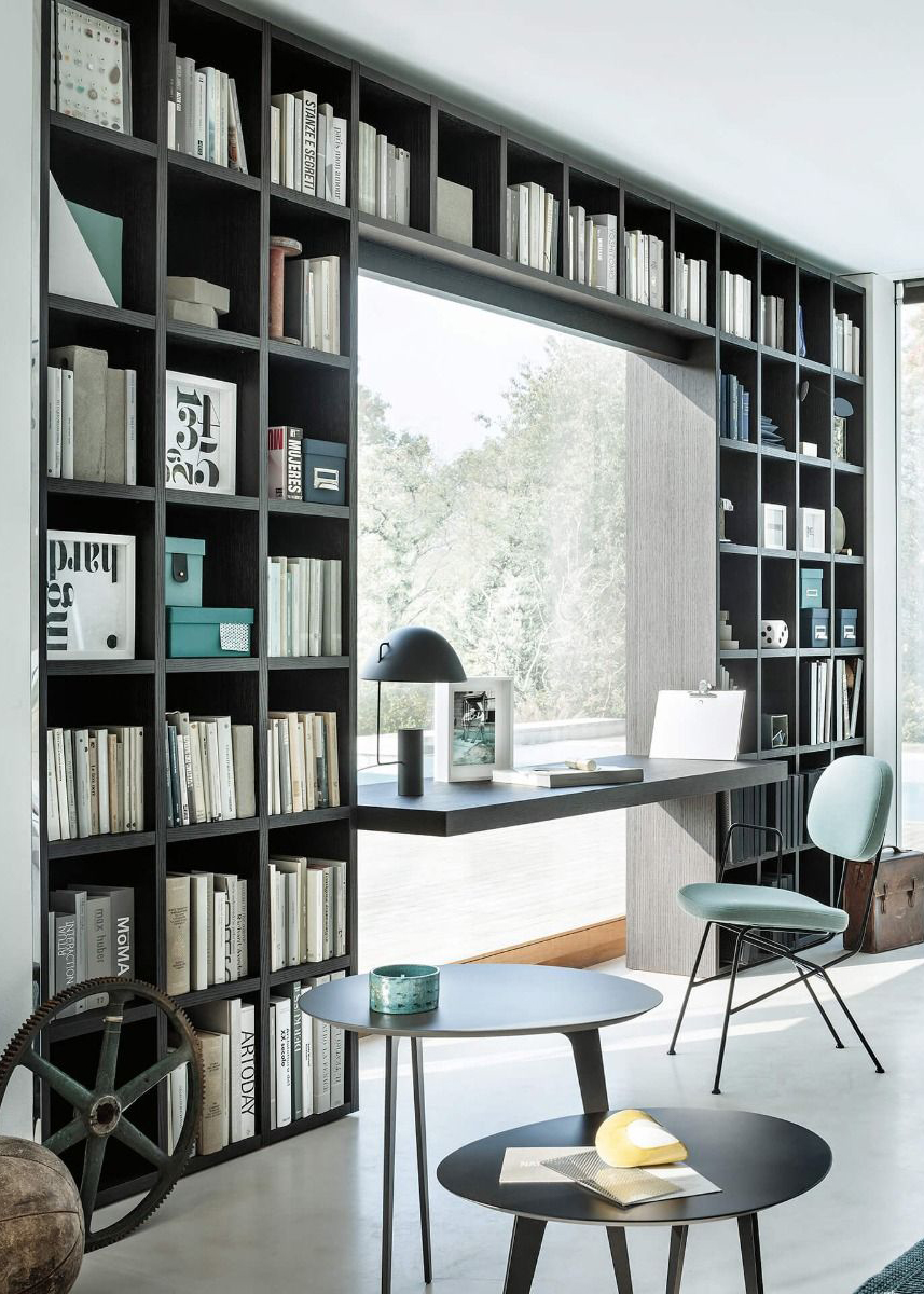 valentino-arredamenti-genova-lema-libreria-selecta-scrittoio-2